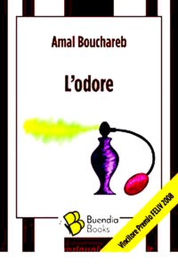 L'odore di Amal Bouchareb - copertina